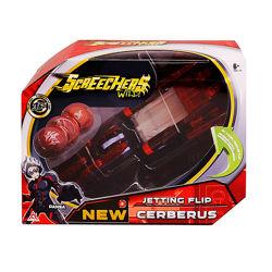 Screechers Wild S2 L2 - Цербер Красный зверь 2 сезон 2 уровень Cerberus