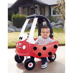 Машинка каталка Cozy Coupe Little Tikes - Автомобильчик божья коровка