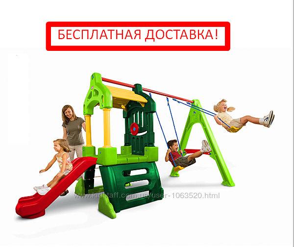 Игровой комплекс - Суперплощадка Little Tikes 171093E13