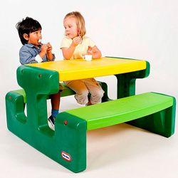 Игровой столик для пикника - Яркие цвета Little 466A00060ikes