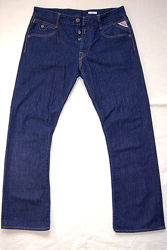 Джинсы REPLAY BLUE JEANS р. 3432 original Tunisia