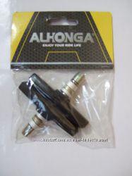 Колодки тормозные Alhonga, V-brake