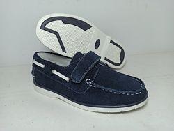 Кожаные, замшевые туфли для мальчика и девочки