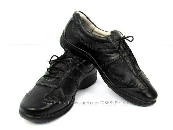 Туфлиили кроссовки  кожаные ручная работа Hand Made ТУ  126 49  49, 5 р