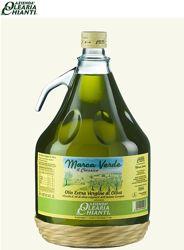 Продам оливковое масло Экстра Вирджин Marca Verde 3л. Италия