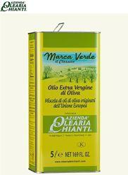 Продам оливковое масло Экстра Вирджин Marca Verde 5 л. Италия