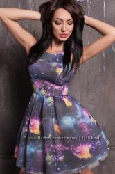 Платье c подъюбником Marani COSMO