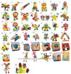 Развивающие игрушки Lamaze для малышей