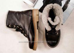Зимние ботинки по отличной цене