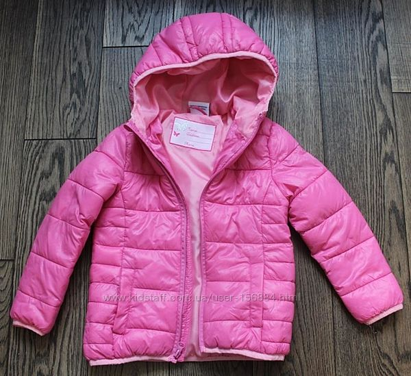 Весенняя куртка для девочки Topolino, на рост 116 cм,5-6 лет