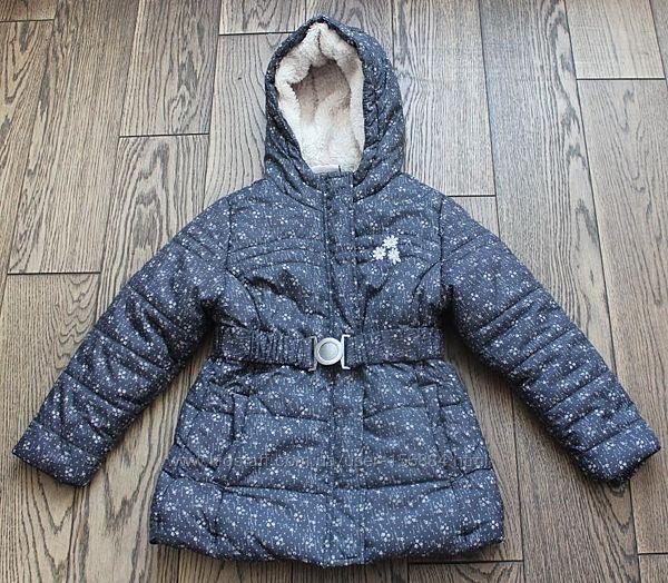 Демисезонная куртка для девочки Тopolino , р.116
