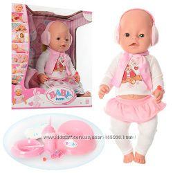 Пупс кукла Baby Born Бейби Борн самая популярная одежка в наличии