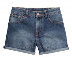 Шорты джинсовые H&M