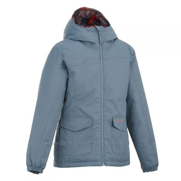 Куртка влагостойкая QUECHUA