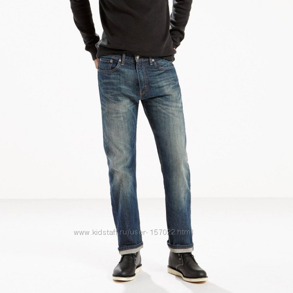 Джинсы Levi&acutes 505 Regular Fit Men&acutes