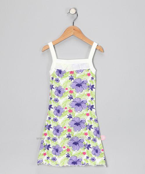 Платье крокс - Crocs African Violet Flower Dress