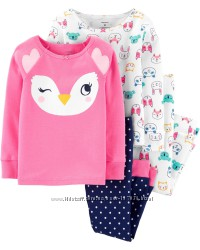 Коллекция пижамок от 2 до 14 лет