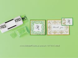 Martha Stewart, Stampin&acute Up штампи та трафарети оригінал США