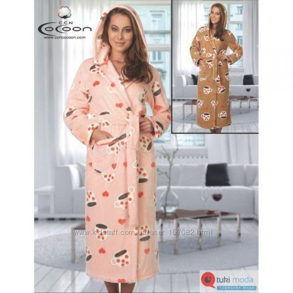 Одежда COCOON Турция, платья, костюмы, халаты. Поступила коллекц лето 2021