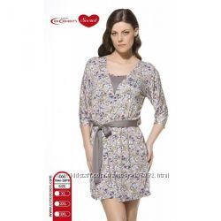 Вискозная одежда для сна и отдыха COCOON SECRET Турция Супер качество