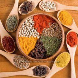 Натуральные лучшие Специи, Пряности, Ягоды и  суш Овощи, со всего Мира