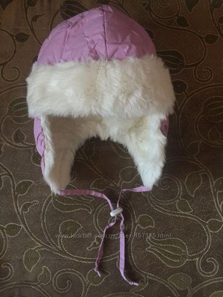 Продам зимние термо шапку Lenne, размер 56см. для девочки.
