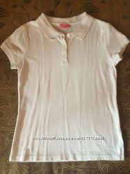 Продам школьный белый поло LC WAIKIKI на рост 146см.