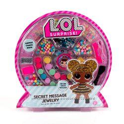 L. O. L. Surprise Творческий набор бусины Secret Message Jewelry