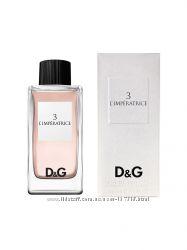 Туалетная вода D&G Anthology LImperatrice 3