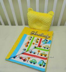 Набор для новорожденного в кроватку, коляску, Sindbaby