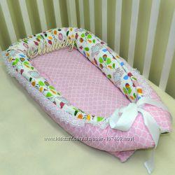 Кокон-гнездо для новорожденного Magbaby Babynest