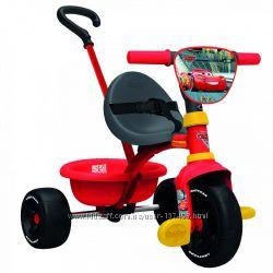 Велосипед трехколесный Be Move Cars Smoby 740310