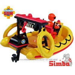 Игровой набор  Лодка Пожарного Сэма со светом и звуком 9251660