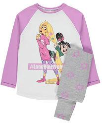Детская пижама George для девочки
