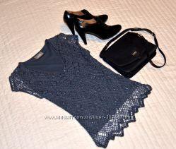 bf0f8d88ff8 Эффектная вечерняя женская блуза Wallis