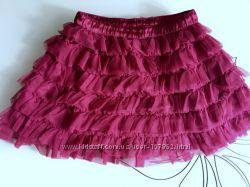 Красивая юбка GAP на 3-5 лет