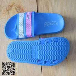 30, 32 детские шлепанцы kenvvibo девочкам розово-голубые