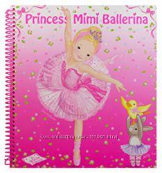 Альбом для раскрашивания  my Style Princess Mimi Ballerina