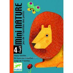 Настольная карточная игра Mini Nature