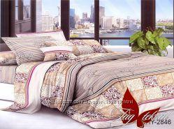 Комплект постельного белья Поликотон
