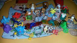 Киндер сюрприз Веселый класс, Пираты, Животные и Мышки