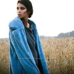 Шуба Barbara Alvisi Италия наличие, шикарный цвет и качество.
