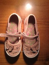 обувьNEXT для девочки в хорошем состоянии