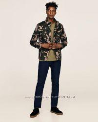 Крутая легкая куртка Zara Man - М - на С-М, М