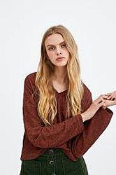 Легкий свитерок в оверсайз стиле Zara - Л - на М, Л