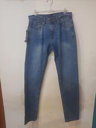 Крутые мужские джинсы Zara man - 30 р-р - slim fit
