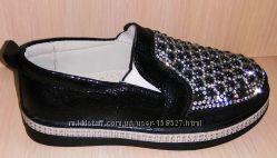 Туфли мокасинки