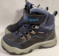 Ботинки зимние для мальчика р 27,30