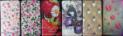 Чехол-книжка для Samsung J1, J2, J3, J5, J7, A3, A5, A7