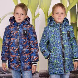 Куртки демисезонные на мальчика - Хиты продаж